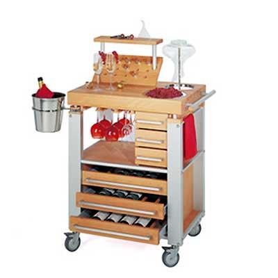Carrelli per cucina - Tutte le offerte : Cascare a Fagiolo