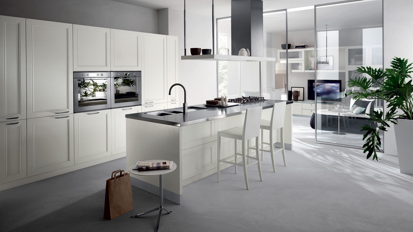 Awesome Cucine Moderne Scavolini Prezzi Contemporary - Ideas ...
