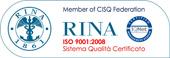Giovannetti Mobili certificato Rina ISO   9001:2008