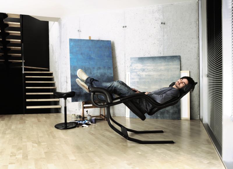 Sedia ergonomica gravity balans varier by stokke