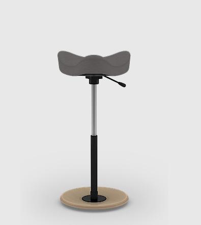 Ingrandisci immagine with sgabelli ergonomici - Sgabello ergonomico ikea ...