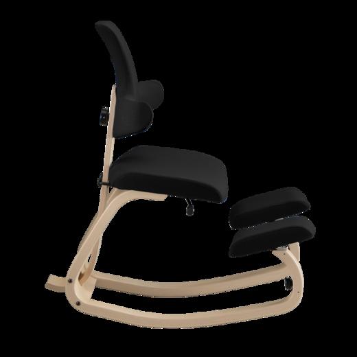 Thasit Balans sedia ergonomica con schienale