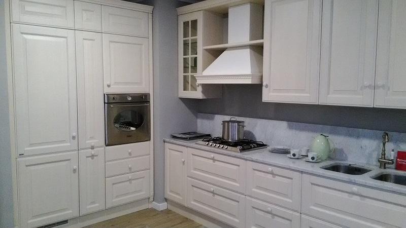 Cucina scavolini baltimora in offerta - Vetrinette per cucina ...