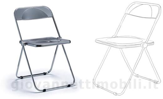 Riparazione e vendita sedie plia castelli di piretti - Riparazione sedia plia ...