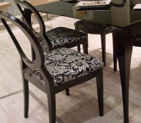 Tavolo ghost pi 4 sedie miniforms offerta outlet for Sedie in offerta online