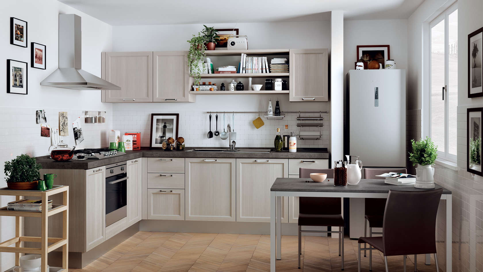 Cucina highland giovannetti mobili - Giovannetti mobili ...