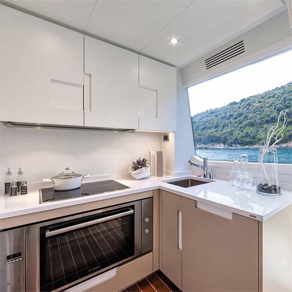 Cucina yacht division giovannetti mobili - Giovannetti mobili ...